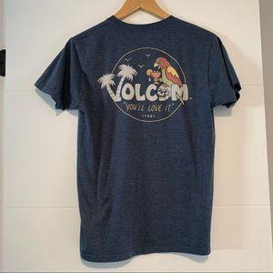 Volcom   Graphic Tee Shirt